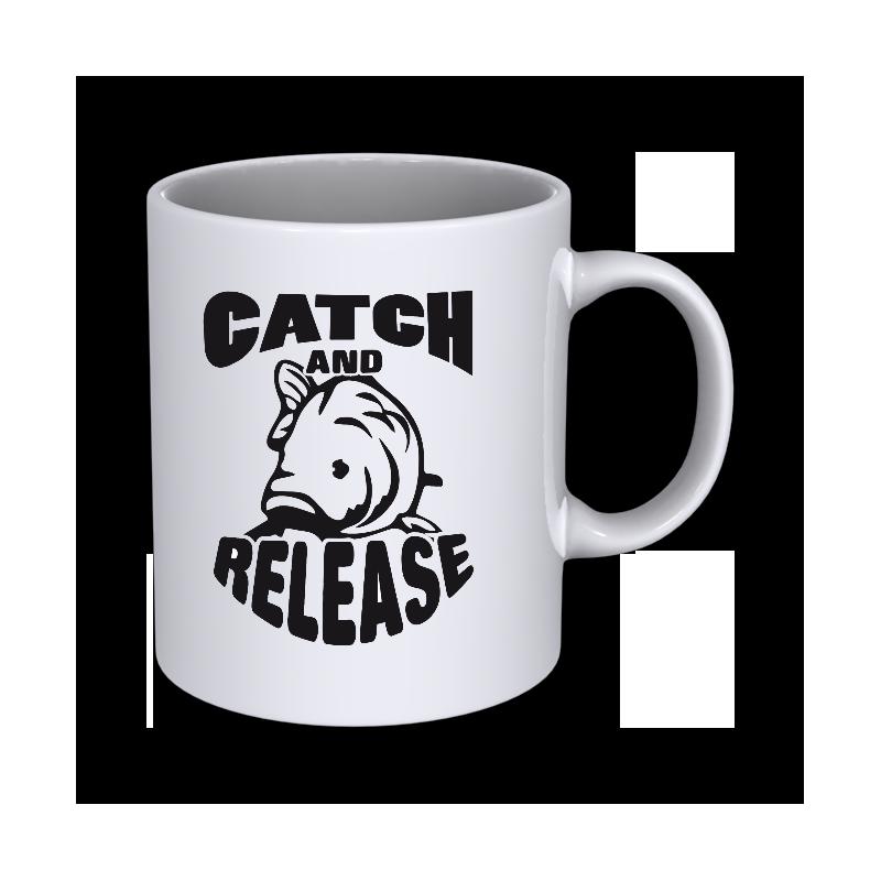 Keramický hrnček Catch and Release