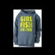Detská mikina - Girl fish hunter