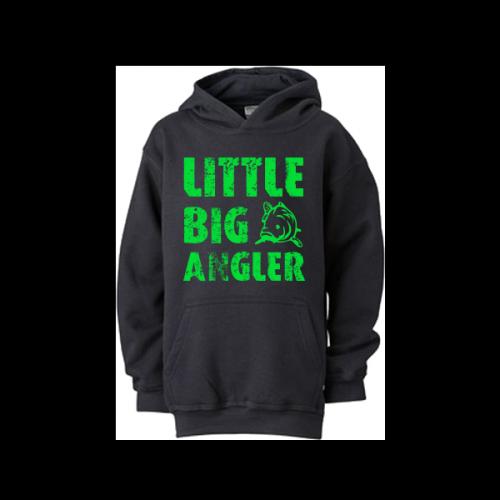 Detská mikina - Little big Angler