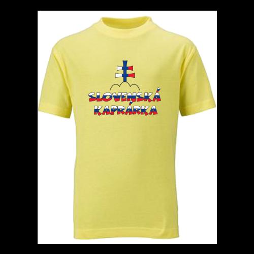 SLOVENSKÁ KAPRÁRKA